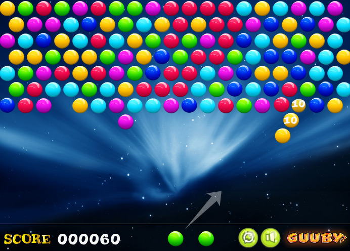free bubble shooter 3